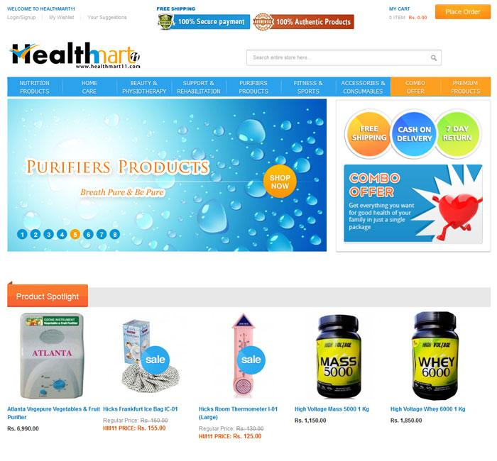 website packages india