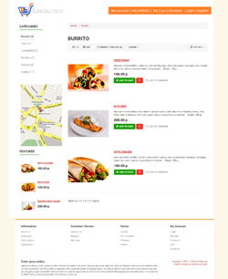 Online Food Ordering System</strong