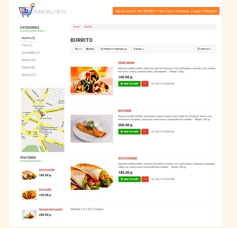 Online Food Ordering System for Restaurants