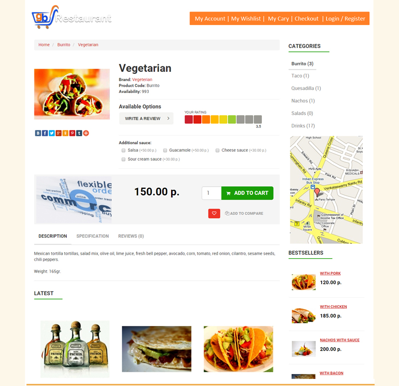 online food ordering system Online ordering can help alleviate this issue, as many online ordering systems are situated above the pos, they can easily integrate themselves into multiple pos providers at once for franchised restaurant locations, and other widespread businesses, this is an amazing feature.