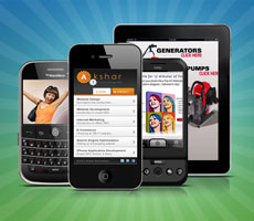 mobile web solutions