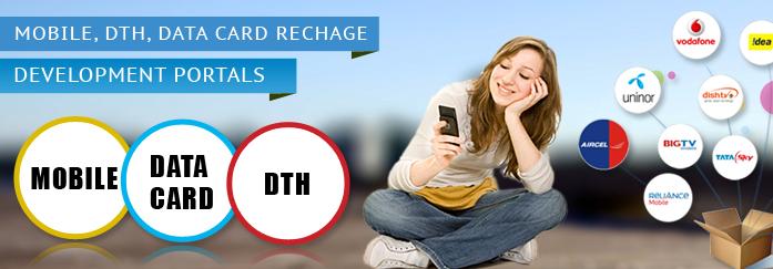 Online Recharges Portal
