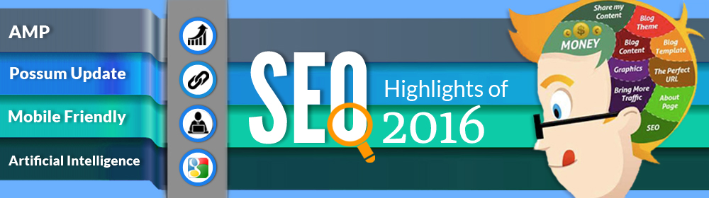 SEO Highlights of 2016 - Let's Summarize Everything