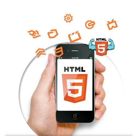 html app development