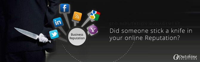 SEO online reputation management