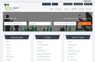 Job Portal Development Company India - Outshine Solutions