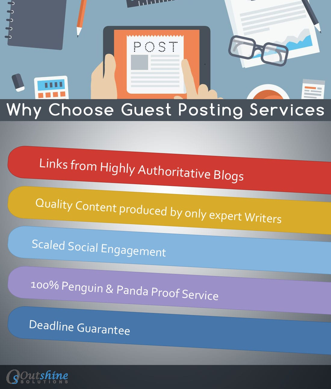 Guest Blogging Services India | Blogger Outreach by Outshine Solutions