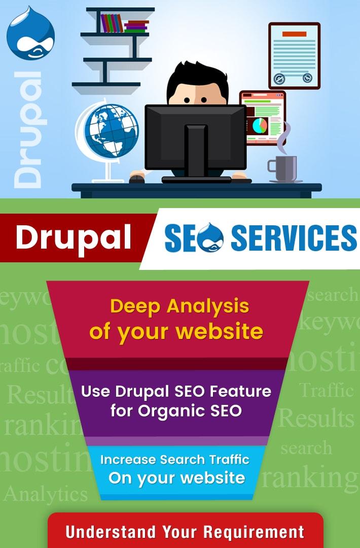 Drupal seo process
