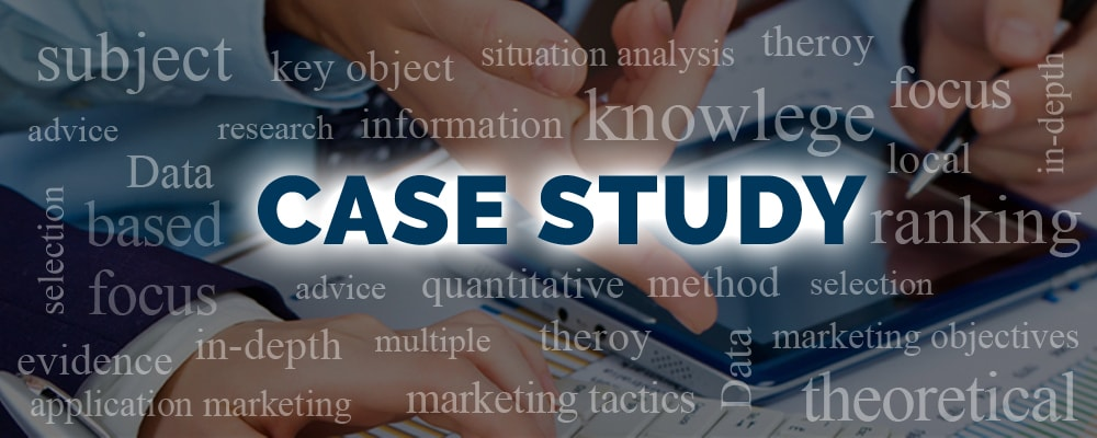 SEO Case Study Pencil